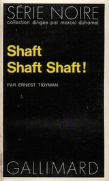 Couverture Shaft, Shaft, Shaft