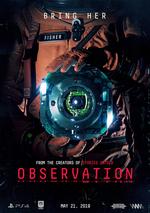 Jaquette Observation