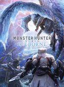 Jaquette Monster Hunter World : Iceborne