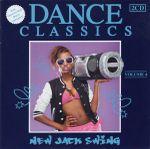Pochette Dance Classics - New Jack Swing, Volume 4