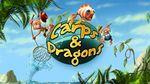 Jaquette Carps & Dragons
