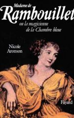 Couverture Madame de Rambouillet