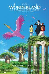 Affiche Wonderland, le royaume sans pluie