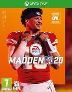 Jaquette Madden NFL 20