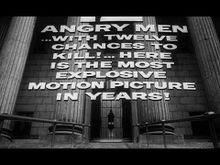 Video de 12 hommes en colère