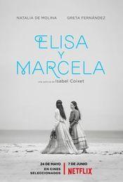 Affiche Elisa et Marcela