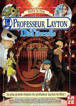 Affiche Professeur Layton et la Diva éternelle