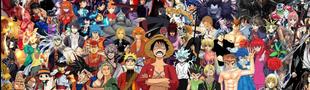 Cover Mes meilleurs séries animés japonais.