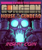 Jaquette Enter the Gungeon: House of the Gundead
