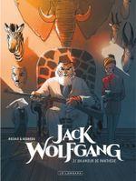 Couverture Un amour de panthère - Jack Wolfgang, tome 3