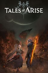 Jaquette Tales of Arise