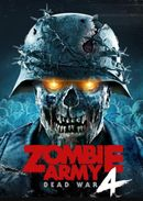 Jaquette Zombie Army 4 : Dead War