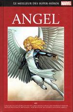 Couverture Angel - Le Meilleur des super-héros Marvel, tome 88