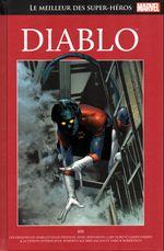 Couverture Diablo - Le Meilleur des super-héros Marvel, tome 89