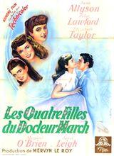 Affiche Les Quatre Filles du docteur March
