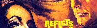 Affiche Reflets dans un œil d'or