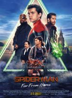 Affiche Spider-Man : Far From Home
