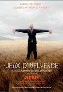 Affiche Jeux d'influence