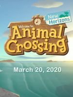 Jaquette Animal Crossing : New Horizons