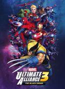 Jaquette Marvel Ultimate Alliance 3: The Black Order