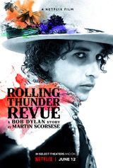 Affiche Rolling Thunder Revue
