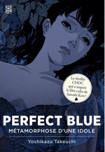 Couverture Perfect Blue
