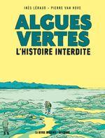 Couverture Algues vertes : L'Histoire interdite