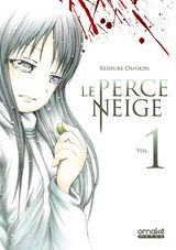 Couverture Le Perce Neige, tome 1