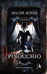 Couverture Les Contes interdits : Pinocchio