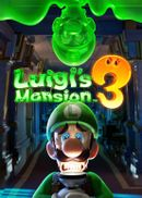 Jaquette Luigi's Mansion 3