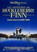 Affiche Les Aventures de Huckleberry Finn