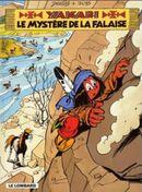 Couverture Le Mystère de la falaise - Yakari, tome 25