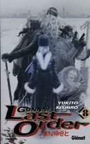 Couverture Gunnm Last Order, tome 8