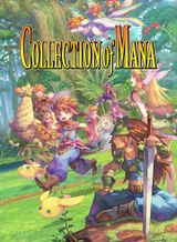 Jaquette Collection of Mana