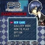 Jaquette Persona 3 Illust Puzzle
