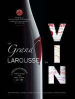 Couverture Le Grand Larousse du Vin