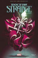 Couverture Le Dieu de la magie - Doctor Strange Legacy, tome 1