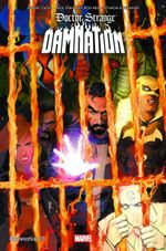 Couverture Doctor Strange : Damnation
