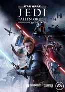 Jaquette Star Wars : Jedi Fallen Order