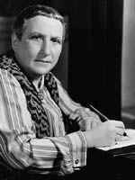 Photo Gertrude Stein