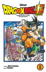 Couverture Dragon Ball Super, tome 8