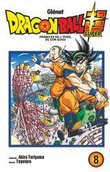 Couverture Dragon Ball Super, tome 8