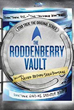 Affiche Star Trek: Inside the Roddenberry Vault