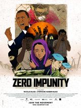 Affiche Zero impunity