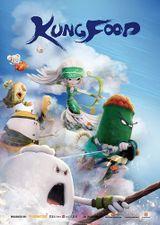 Affiche Kung food