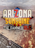 Jaquette Arizona Sunshine: The Damned
