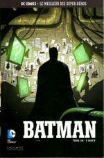 Couverture Batman : Terre-Un (2ème partie) - DC Comics, Le Meilleur des Super-Héros, tome 99