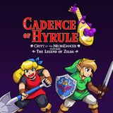 Jaquette Cadence of Hyrule: Crypt of the NecroDancer featuring The Legend of Zelda