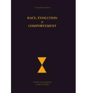 Race, évolution et comportement - J. Philippe Rushton - SensCritique