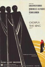 Affiche Le Roi Œdipe